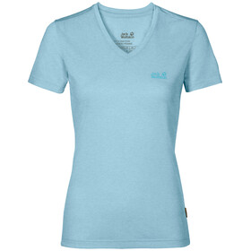 Jack Wolfskin Crosstrail T-Shirt Women stratosphere